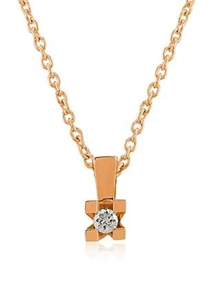Divas Diamond Collar Diamante Solitario
