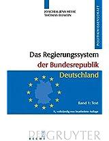 Regierungssystem der Bundesrepublik Deutschland: Text v. 1