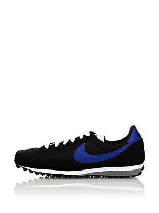 Nike Zapatillas Elite Bg (Negro / Azul)
