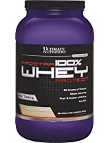 Ultimate Nutrition Prostar 100% Whey Protein 907Gms Van