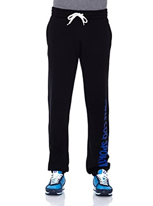 Le Coq Sportif Pantalones Javot Pt (Negro)