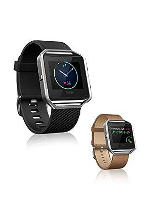 Fitbit Set Fitness Uhr und Uhrenarmband Bundle Blaze
