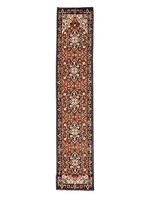 eCarpet Gallery One-of-a-Kind Hand-Knotted Royal Heriz Rug, Copper, 2' 6