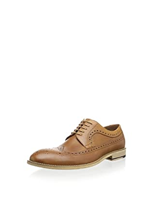 Gordon Rush Men's Norton Wingtip Oxford (Cognac)
