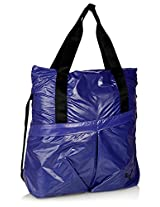 Blue Gym Lux Shopping Bag