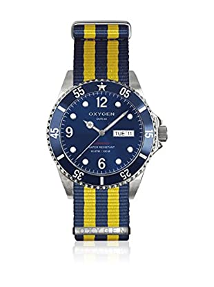 Oxygen Reloj de cuarzo Unisex Diver 36