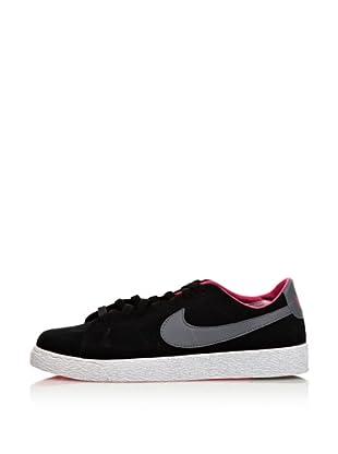 Nike Zapatillas Nike Blazer Low (Gs) (Negro / Gris)