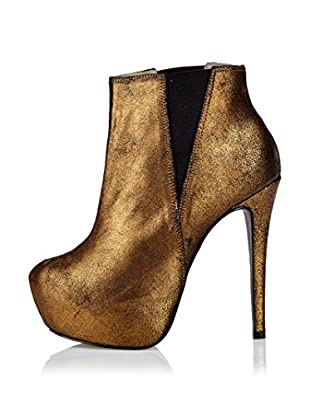 Buffalo London Botines Margherita (Bronce)