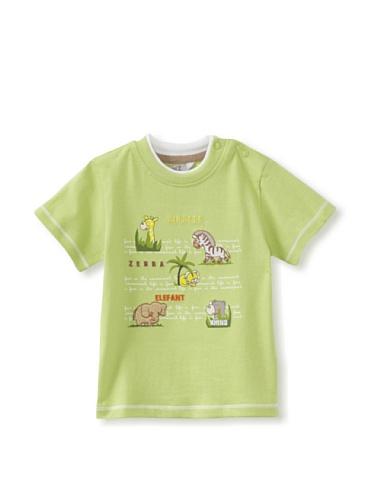 KANZ Baby Short Sleeve Tee (Light Green)