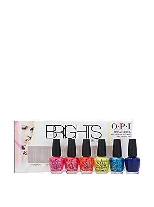 OPI Set Esmalte 6 Uds. Brights Nail Varnish (6 X 3.75 Ml) 22.5 ml