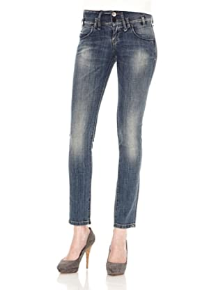 Fornarina Jeans Kitty Stretch (Blau)