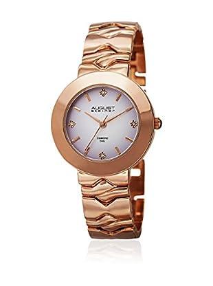 August Steiner Reloj 33 mm AS8157RG (Dorado)