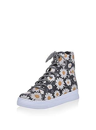 Los Ojo Hightop Sneaker Papatya