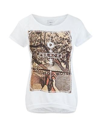 Bench T-Shirt Furze (Bright White)
