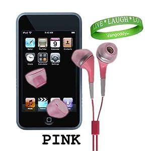 Vg Earphones (Pink)