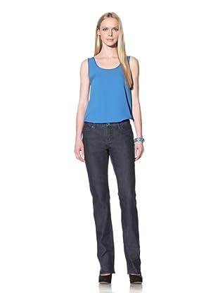Christopher Blue Women's Marlow Slim Boot Jean (Belvedere)