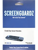 NLU Products ScreenGuardz Screen Protectors for Motorola DROID Eris