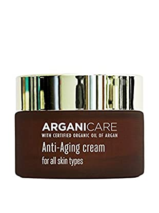 ARGANICARE Crema Anti-envejecimiento All Skin Types 50 ml