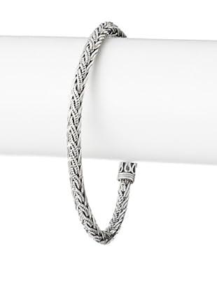 Jan Leslie Men's Woven Rope Bracelet