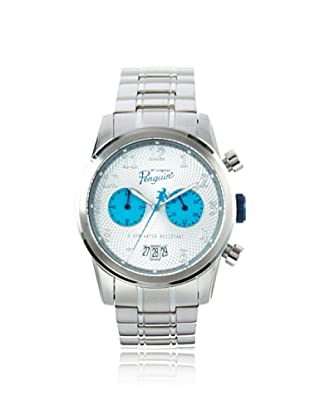 Original Penguin Men's OP-3033-BL Mickey Silver Stainless Steel Watch