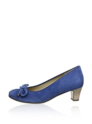 Hassia Zapatos Tacón (Azul)