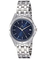 Titan Analog Blue Dial Women's Watch - 2556SM02