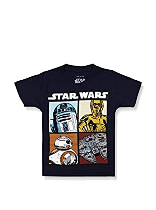 Star Wars T-Shirt Droids And Ships