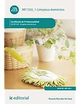 Limpieza doméstica. SSCI0109