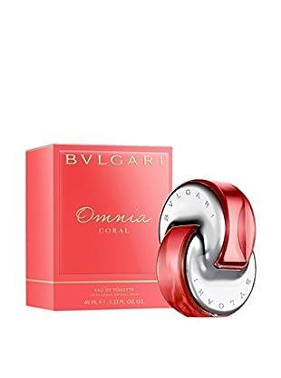 Bulgari Eau de Toilette Mujer Omnia Coral 40 ml