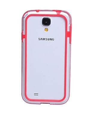 Beja Bumper Rojo Transparente para SAMSUNG GALAXY S4