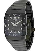 Rado Sintra Black Ceramic Mens Watch R13796152