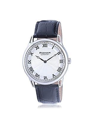 Rudiger Men's R2800-04-001 Ulm Analog Display Quartz Black Watch