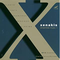 Xenakis: Ensemble Music 1