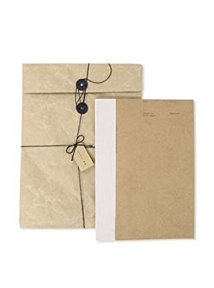 Sweet Bella Sketchbook and String Stationery Set