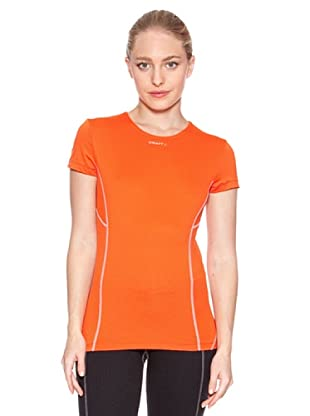 Craft T-Shirt Cool Mesh (Arancio)