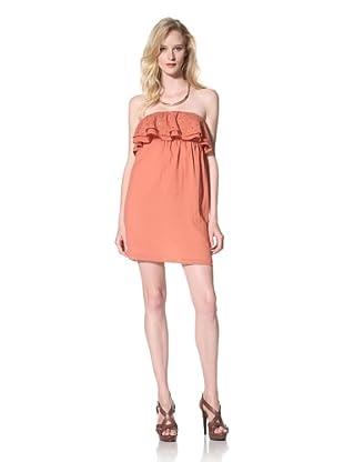 Susana Monaco Women's Taina Dress (apricot)
