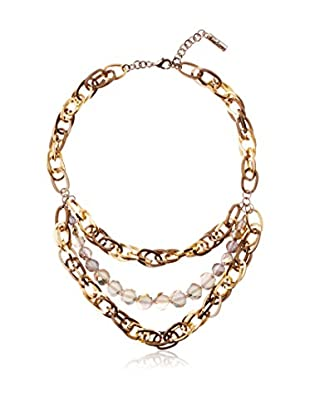 Edien Collar Antique Gold Dorado