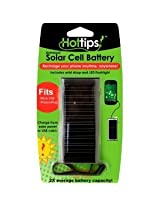 Hottips - Solar Cell Battery