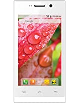 Intex Aqua Y2 Android 4.4 Kitkat (White) Smart Mobile Phone