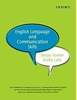 English Language and Communication Skills