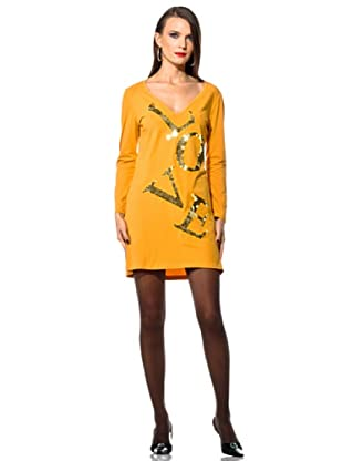 Love Moschino Vestido (naranja)