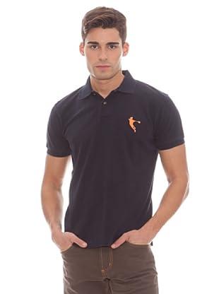 Gant Polo Liso (marino)