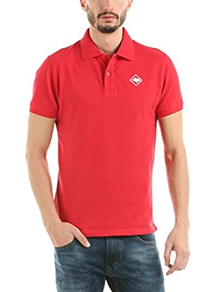 HOT BUTTERED Polo Hb Rojo L