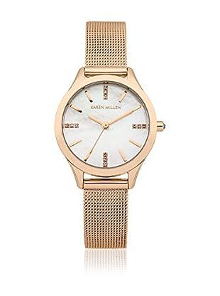 Karen Millen Reloj de cuarzo Unisex 33.0 mm