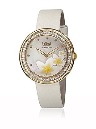 Bürgi Uhr mit Miyota Uhrwerk Woman 33 mm
