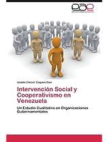 Intervencion Social y Cooperativismo En Venezuela