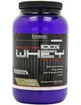 Ultimate Nutrition - Prostar 100 Whey -2 lbs Natural Flavour