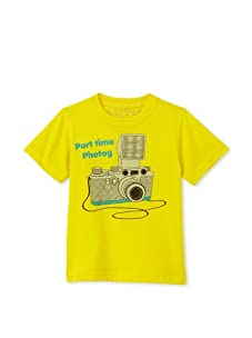 Lords of Liverpool Kid's Photog T-Shirt (Yellow)