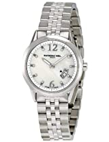 Raymond Weil Freelancer Ladies Watch 5670-ST-05985