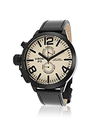 U-Boat Men's 7249 Limited Edition Chronograph Genuine Leather Watch